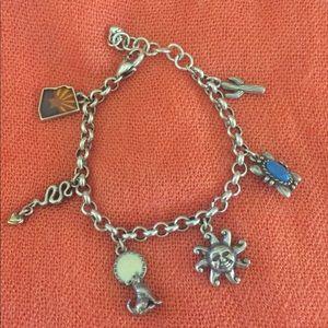 Brighton Arizona Charm Bracelet. 🌵